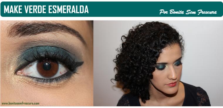 make esmeralda. montagem