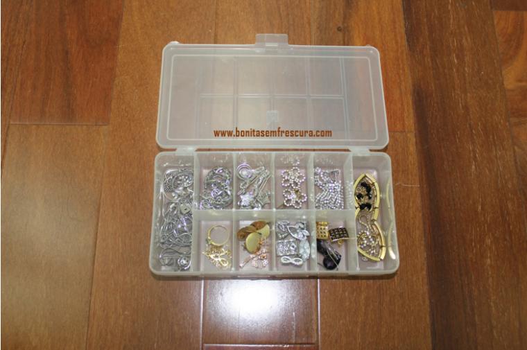 organizador de bijuterias. 2