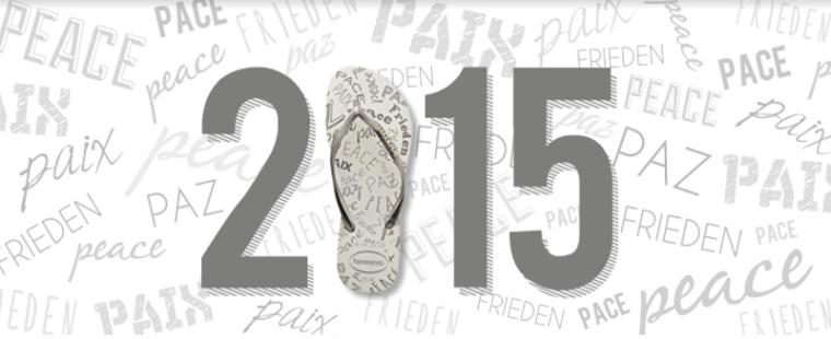 havaianas reveillon 2015. capa