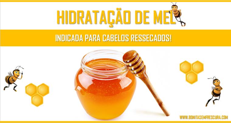 hidratação de mel. capa