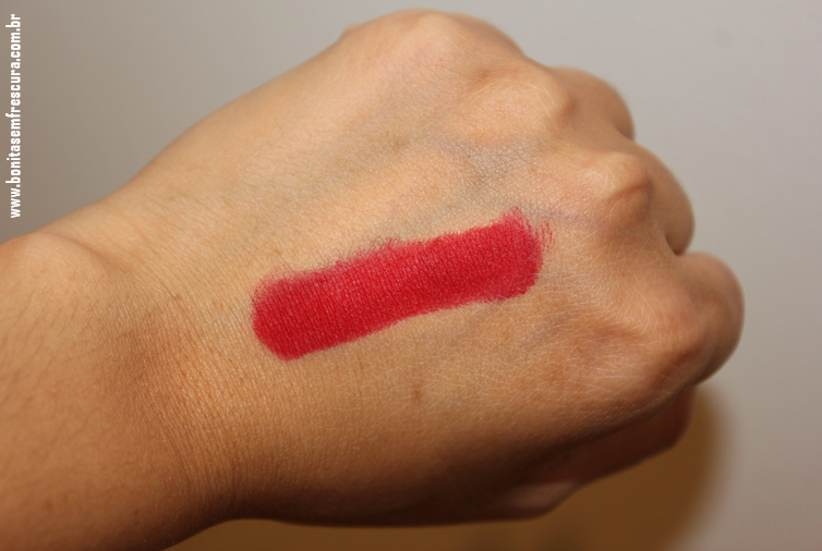 ruby woo. swatches