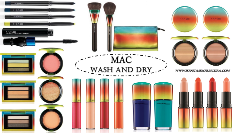 mac. wash and dry