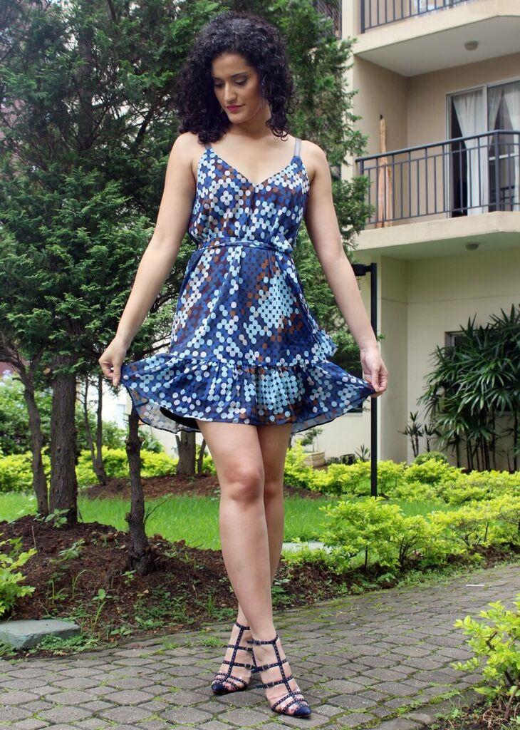 vestido de bolinha1