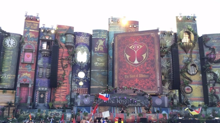 Tomorrowland 2015 (8)