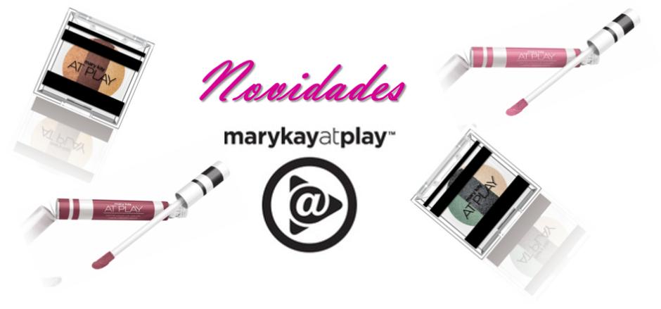 mary kay at play. lancamentos 2016