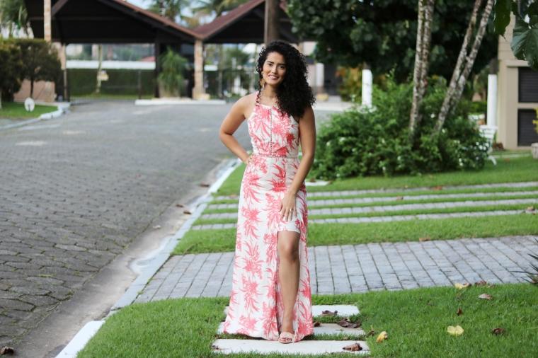 vestido floral com fenda (2)
