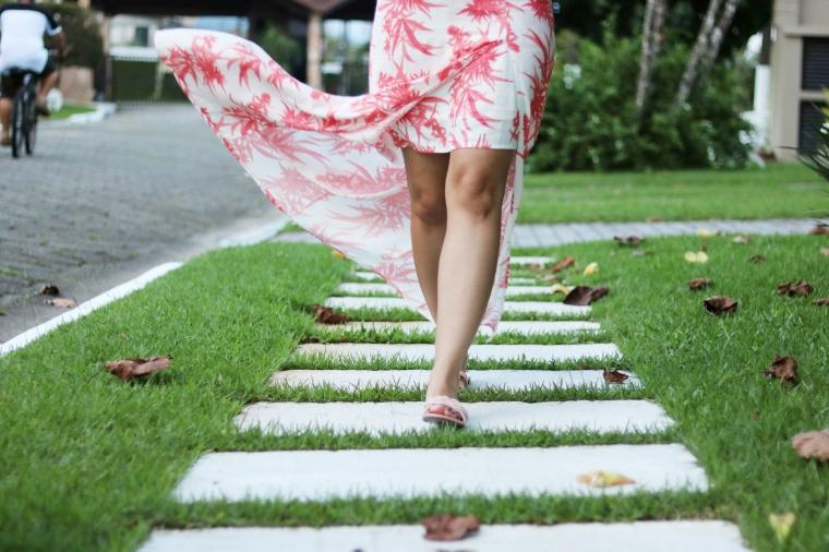vestido floral com fenda (3)